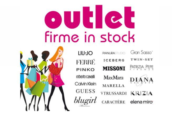 L\' OUTLET FIRME IN STOCK si occupa di Abbigliamento Donna. Sito in ...