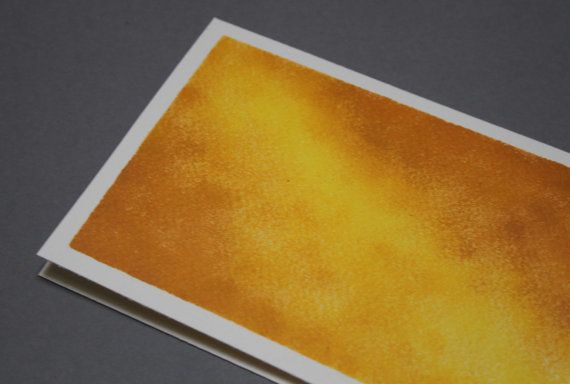 Hand painted greeting card Abstract Art  Color's by Abicartes, €8.50