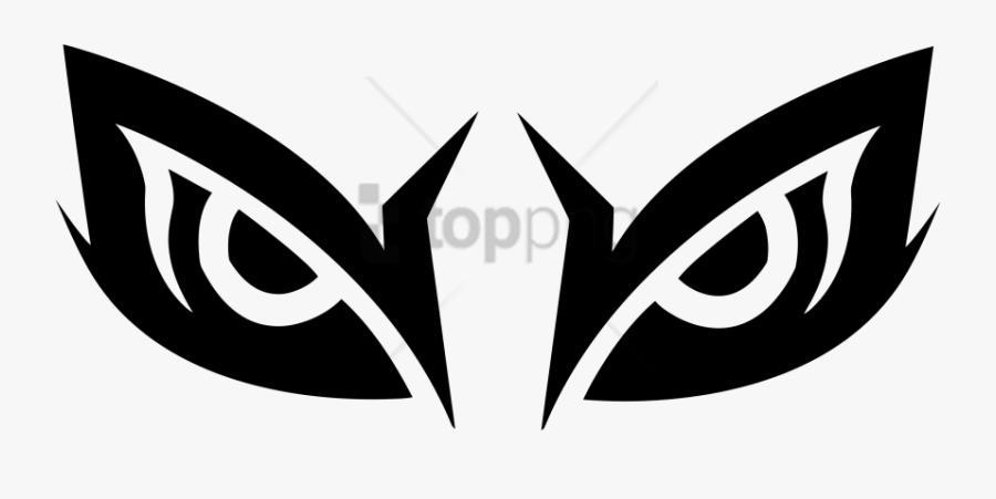 Black Eyes Png Owl Eye Logo Png Transparent Clipart In 2021 Owl Eyes Logo Owl Eyes Eye Logo