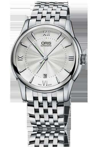 Oris Artelier - Oris Artelier Date 01 733 7670 4071-07 8 21 77 40.5mm