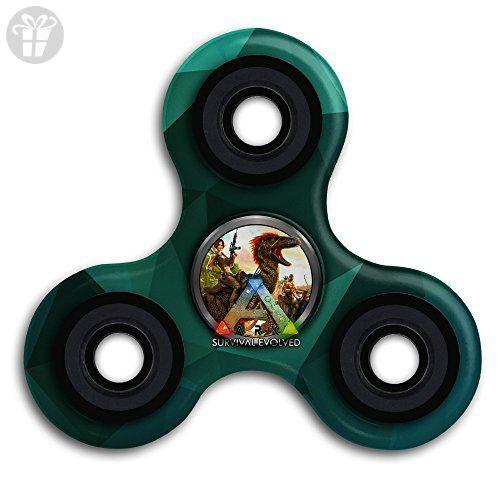 Ark Survival Fidget Spinner Fingertip Gyro Stress Reducer Relieves Toy    Fidget Spinner (*Amazon
