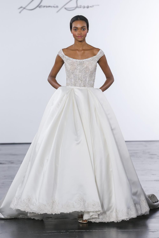 Classic Ball Gown Wedding Dress Kleinfeld Bridal Ball