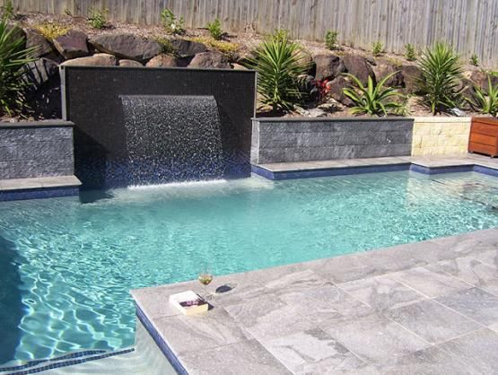 Water Feature Ideas By Greenmillenium Landscapes Pool Water