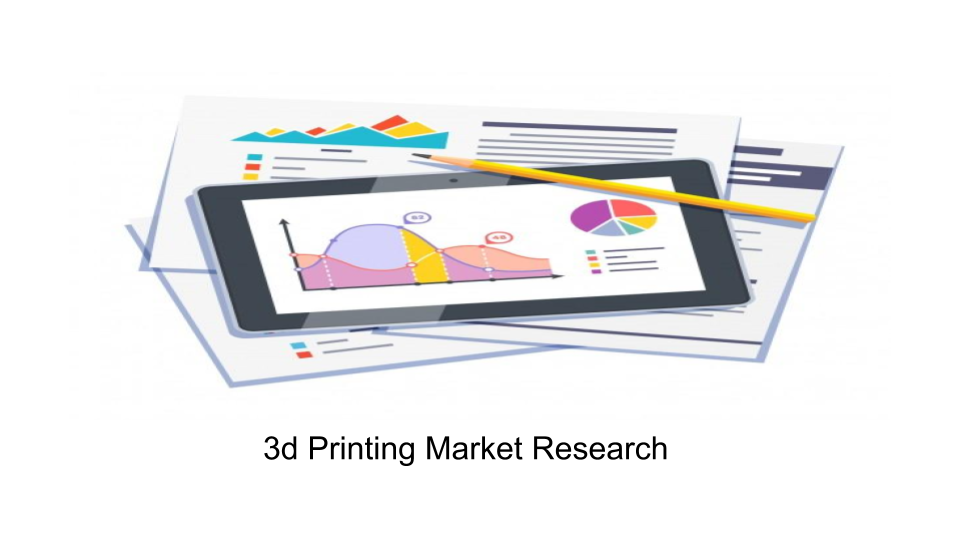 Smartech Offers Analysis Marketing Report Of D Printing And