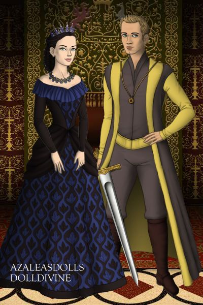 Thalia and Luke by Morgan D Jackson