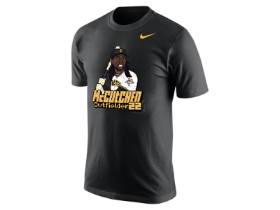 Nike 16-Bit Player (MLB Pirates / Andrew McCutchen) Men's ...