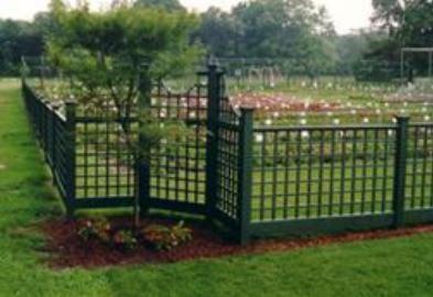 Fences Garden Trellis Garden Fencing By Brattleworks