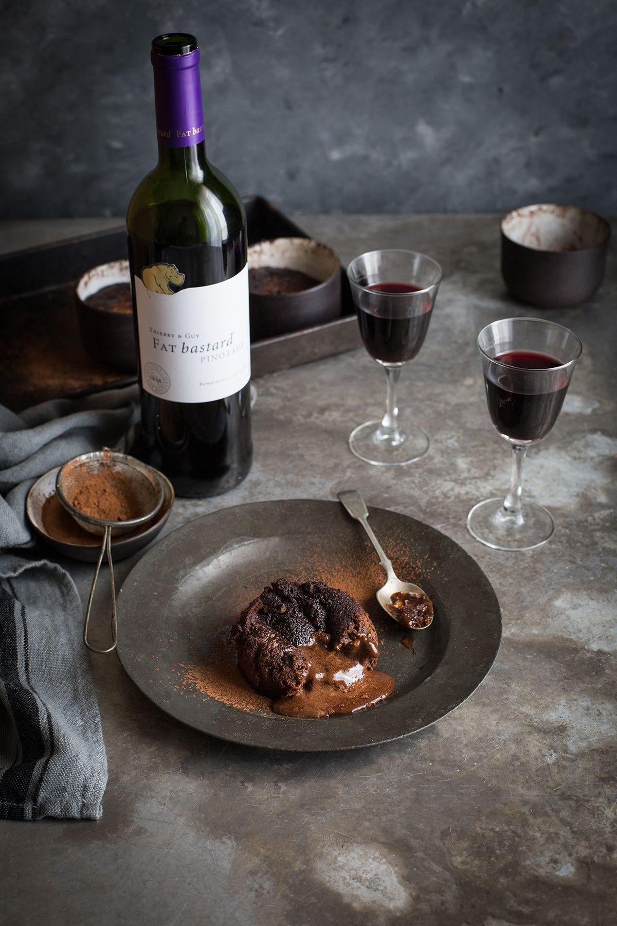 Chocolate Fondant with Lindt Lindor | Recipe | Chocolate ...