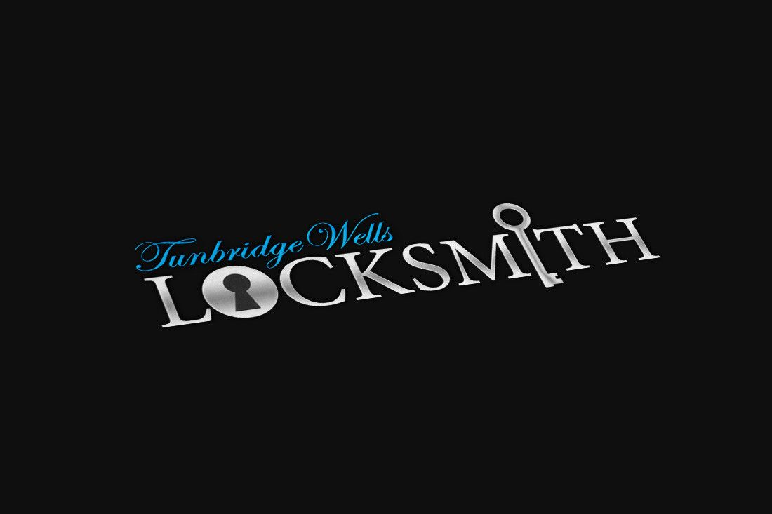 tunbridge wells locksmith logo design | Graphic planet平面视觉 ...