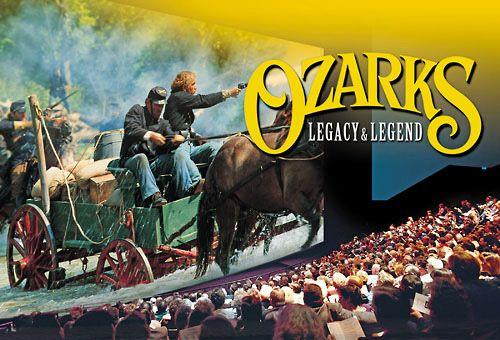 Ozarks - Legacy & Legend