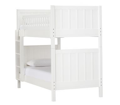 Best Camp T T Bunk Bed Simply White Wb Bunk Beds Twin Bunk 400 x 300