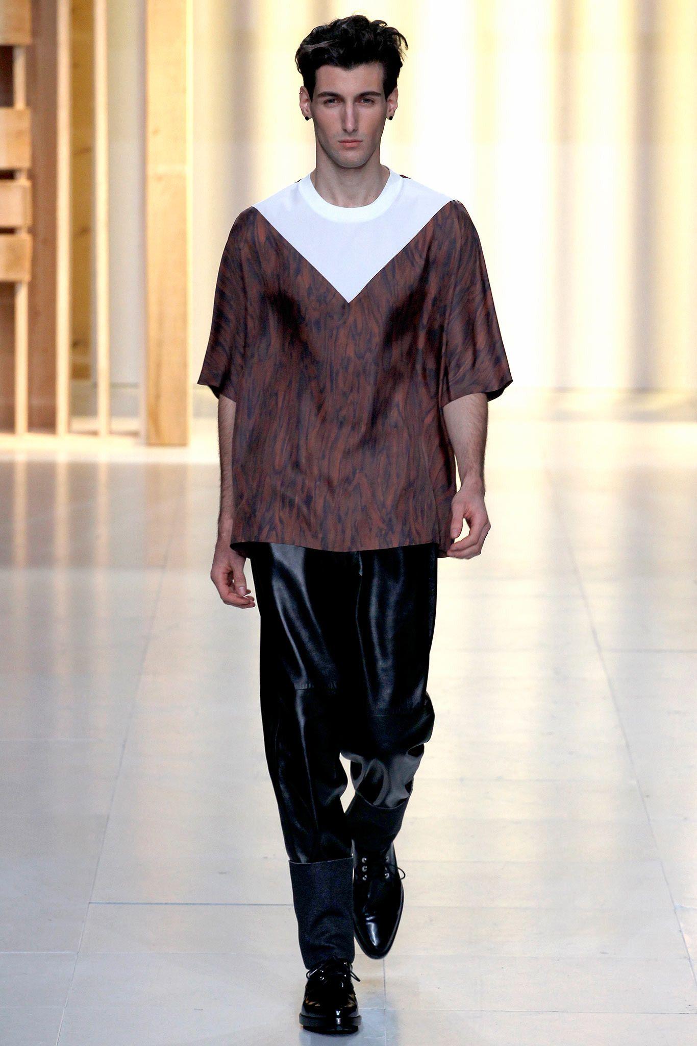 Fall 2014 Menswear - 3.1 Phillip Lim