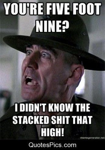 Boot Camp Was Memorable Usmc Military Humor Full Metal Jacket
