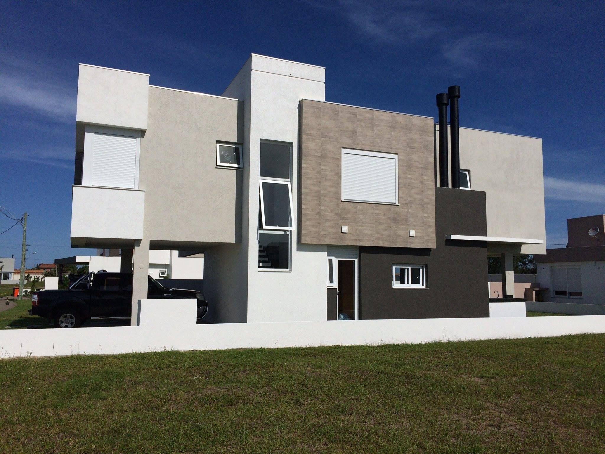 Projeto e execução residência de veraneio  Arq. Flávia W. A. de Bem Xangri-lá RS