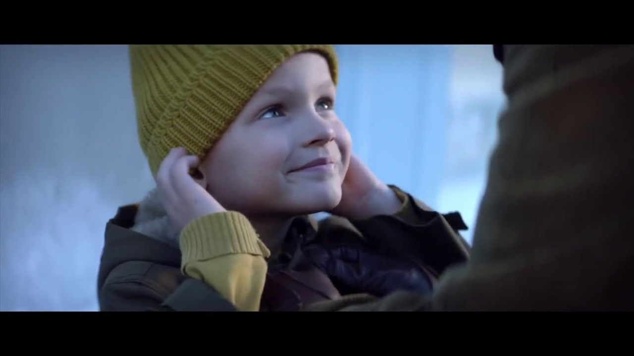 Youtube Bouyges Christmas 2020 The Season's Best Holiday Ad   Bouygues Christmas 2018 (still
