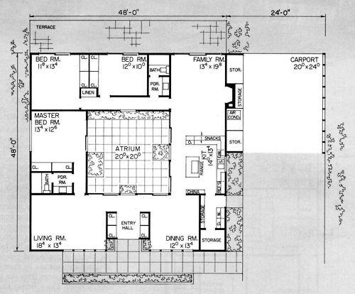 Latest case a un piano palazzo moderno case moderne - Progetti per la casa ...