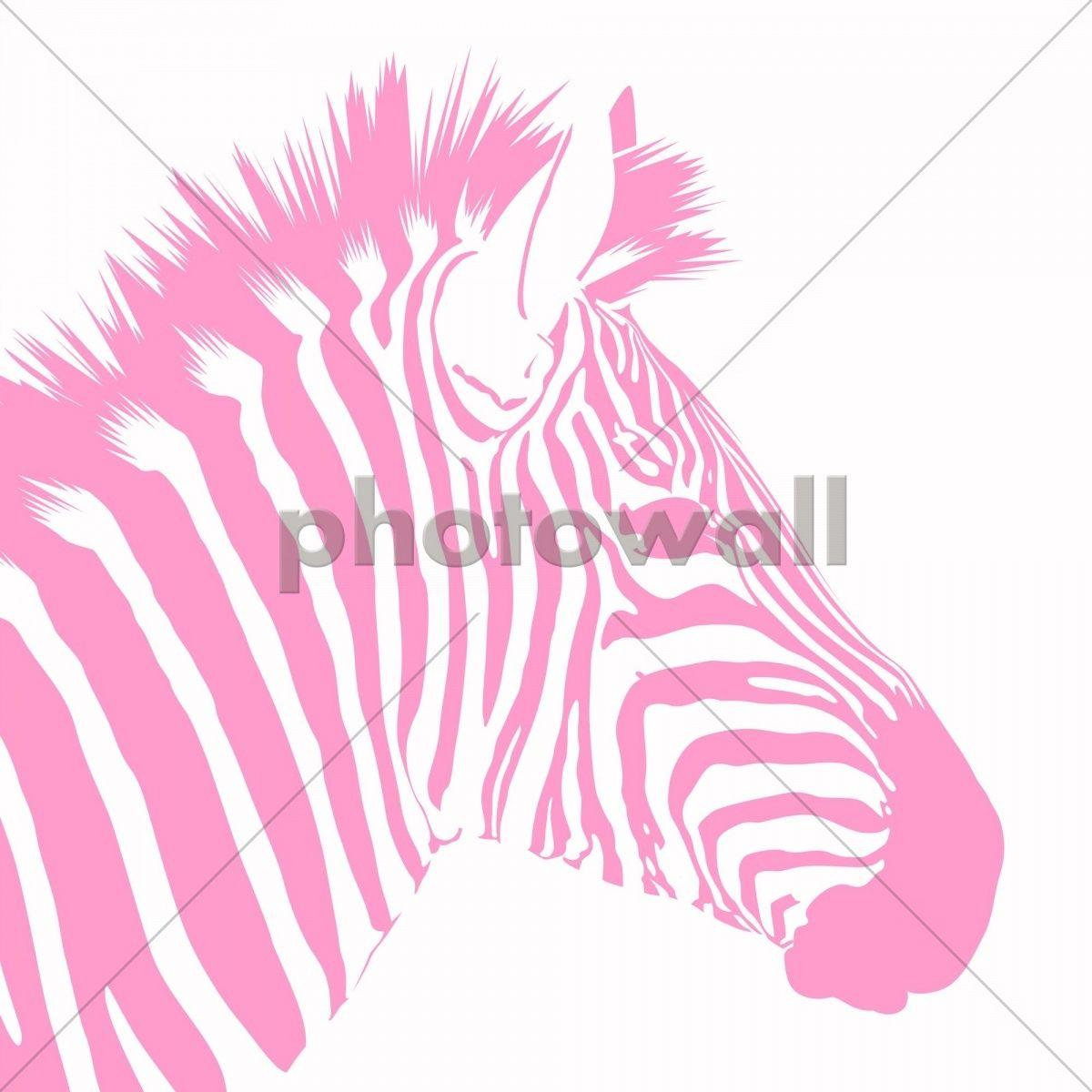 Good Looker - Pink - Wall Mural & Photo Wallpaper - Photowall