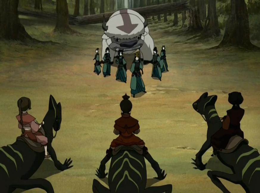 "Avatar The Last Airbender Newbie Recap ""Appa's Lost Days"""