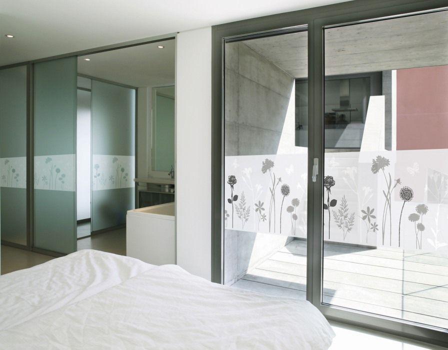 Folie Für Die Fenster ✅ Sichtschutz Im Schlafzimmer