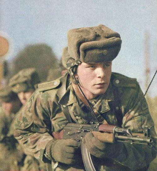 East German soldier, 1969    History   East germany, German
