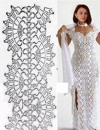 21832bf1a Lindos patrones para hoy Descarga los patrones ÁQUÍ | novias ...