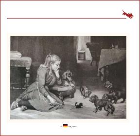 The Dachshun | Der Dachshun | Le Teckel | Il Bassotto -- IL BASSOTTO NELLE SCENE DI GENERE