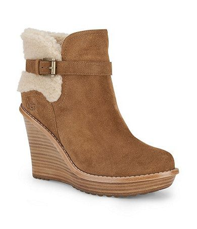 Available at #Dillards | Boots, Chestnut ugg
