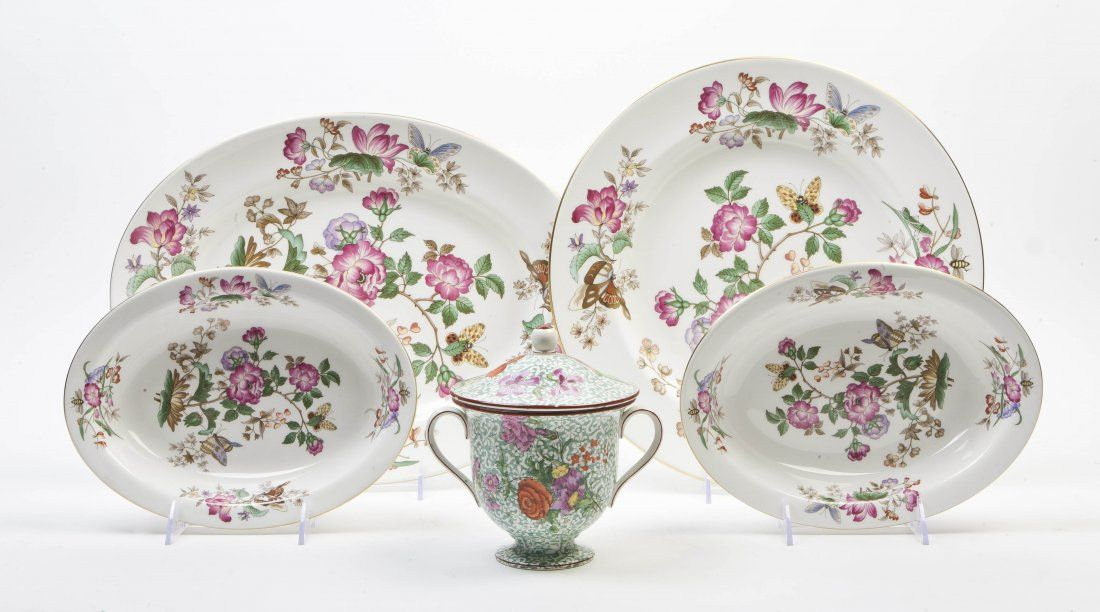Antique China Patterns Value What Is The Value Of A Wedgwood Bone China Charnwood Pattern