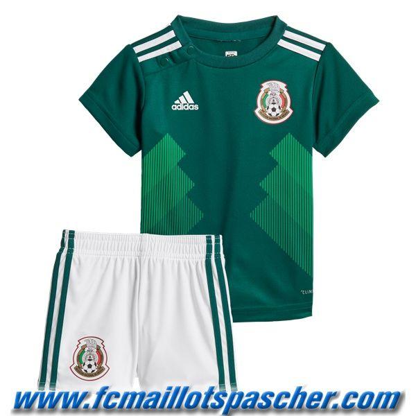 Boutique Maillot Ensemble Adidas Mexique Coupe Du Monde 2018 Enfants  Domicile