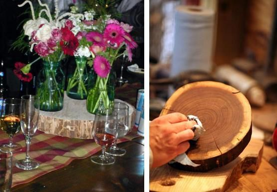 How To Make A Wooden Cutting Board, coasters, etc...