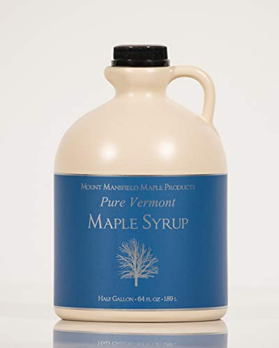 Amazon.com : Mansfield Maple Pure Vermont Maple Syrup in Plastic Jug Golden Delicate (Vermont Fancy), Half Gallon : Grocery & Gourmet Food #plasticjugs Amazon.com : Mansfield Maple Pure Vermont Maple Syrup in Plastic Jug Golden Delicate (Vermont Fancy), Half Gallon : Grocery & Gourmet Food #plasticjugs