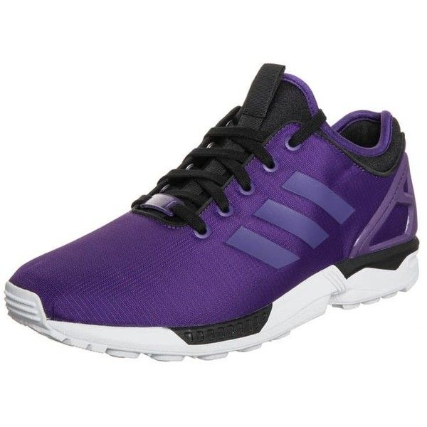 06984baa6 adidas Originals ZX FLUX NPS Trainers rich purple ( 90) ❤ liked on Polyvore  featuring