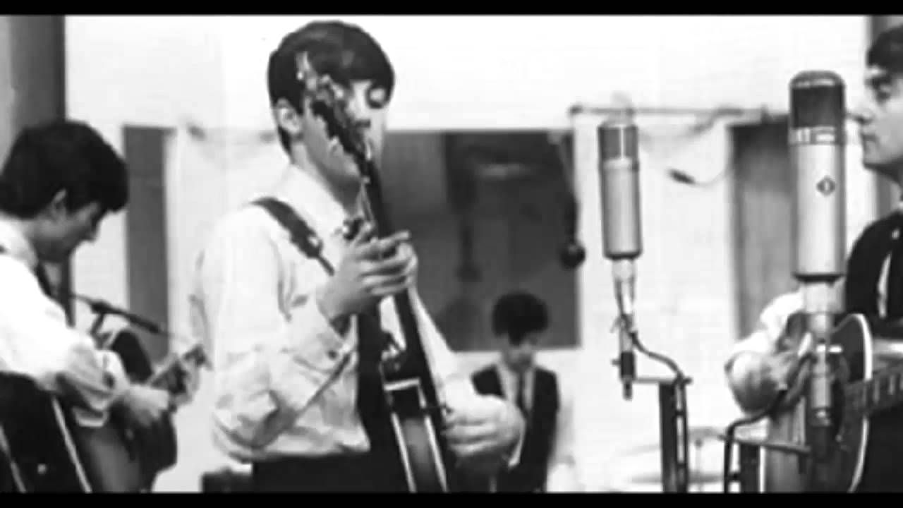 The Beatles - I Saw Her Standing There sessions studios 11-02-63