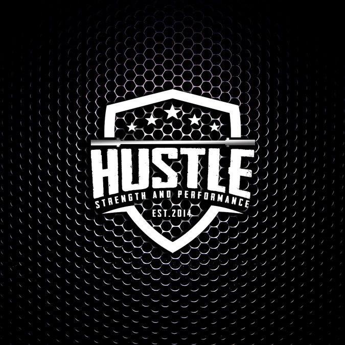 Create a captivating, badass, eye catching gym logo for HUSTLE by - fresh blueprint consulting and training