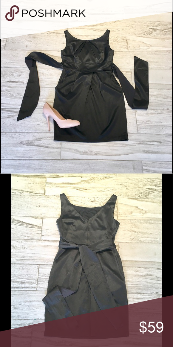 07c1a3182 Luxurious Little Black Dress, So Beautiful!! NWOT! Absolutely Stunning  Silky Black Dress by Teeze Me!!! Teeze Me Dresses