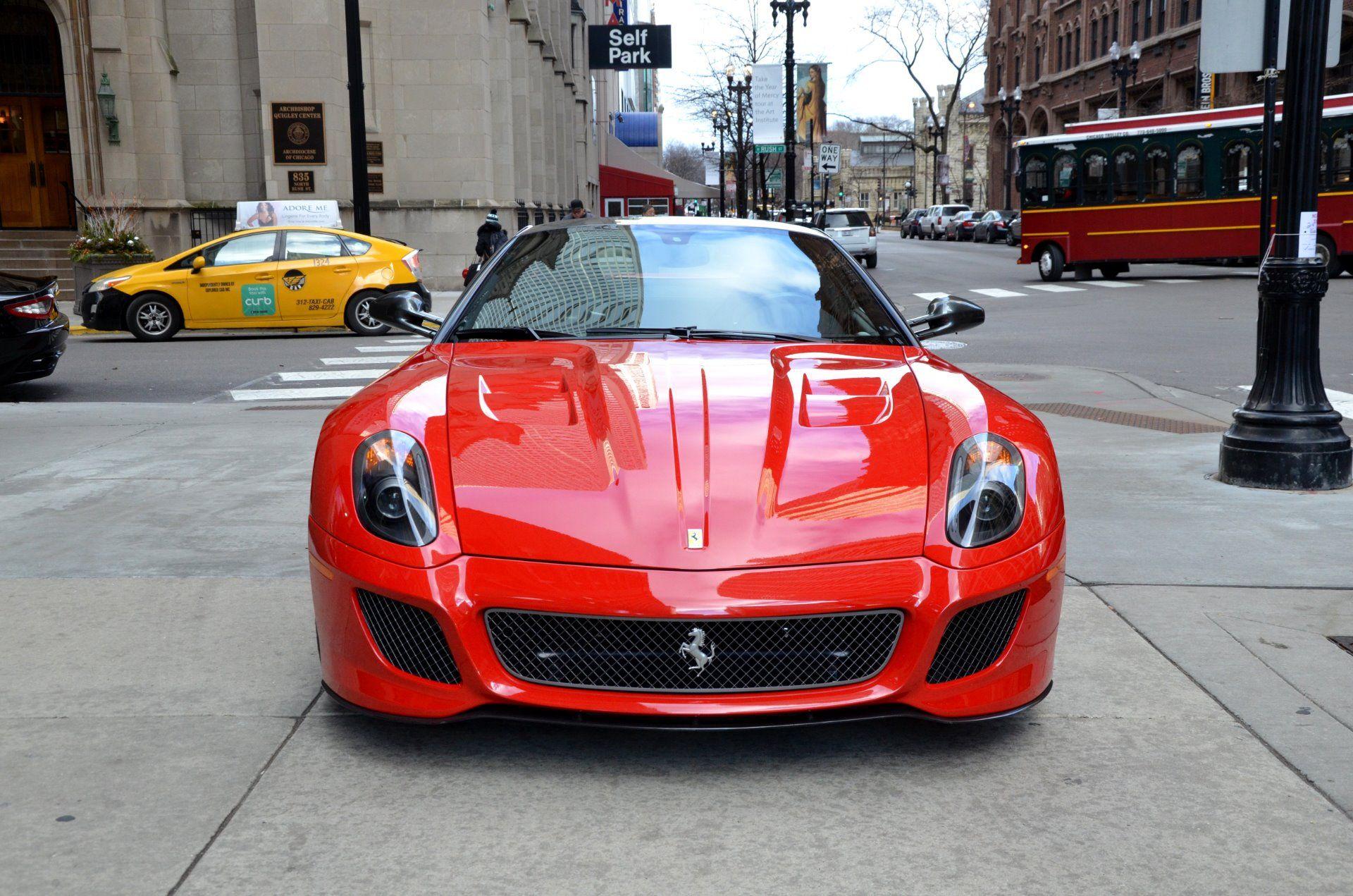 2011 Ferrari 599 Gto Stock Gc2054 For Sale Near Chicago Il Il Ferrari Dealer Ferrari 599 Ferrari Sports Cars Luxury