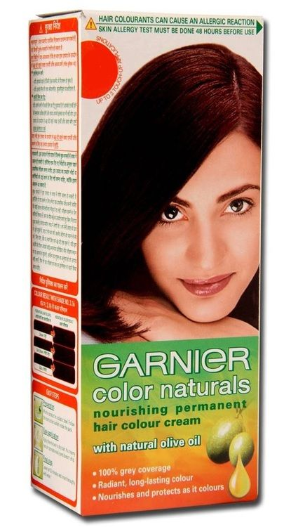Garnier Color Naturals Hair Color Creme Dark Toffee 3 3 Hair