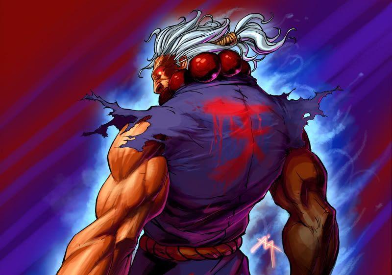 shin akuma street fighter 5