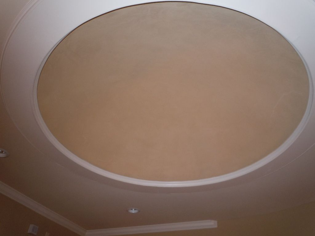 Faux Dome Ceiling | Dome ceilings | Pinterest
