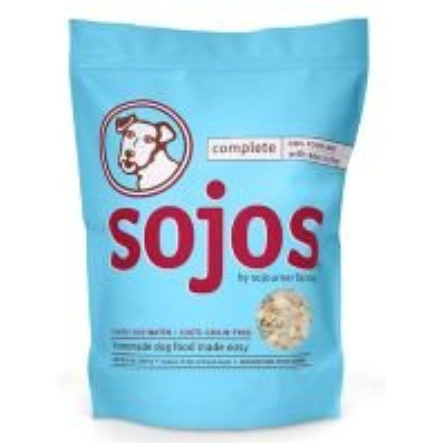 Sojos Complete Dog Food Mix - Turkey 8lb. ~~~ Please be sure to ...