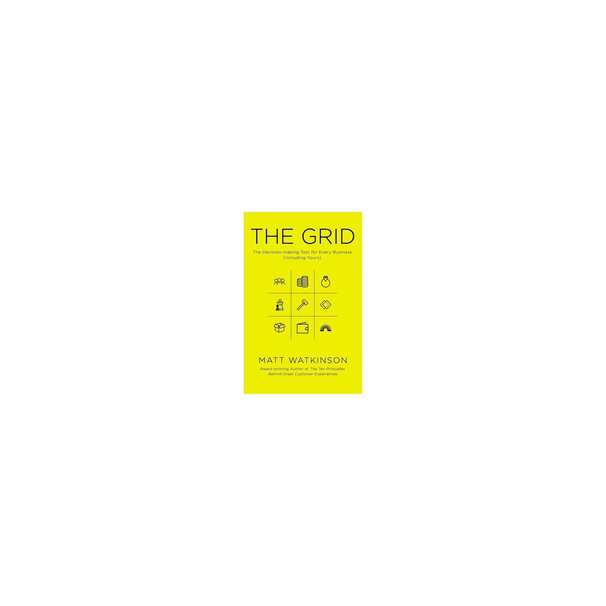 the grid the decisionmaking tool for every business including yours