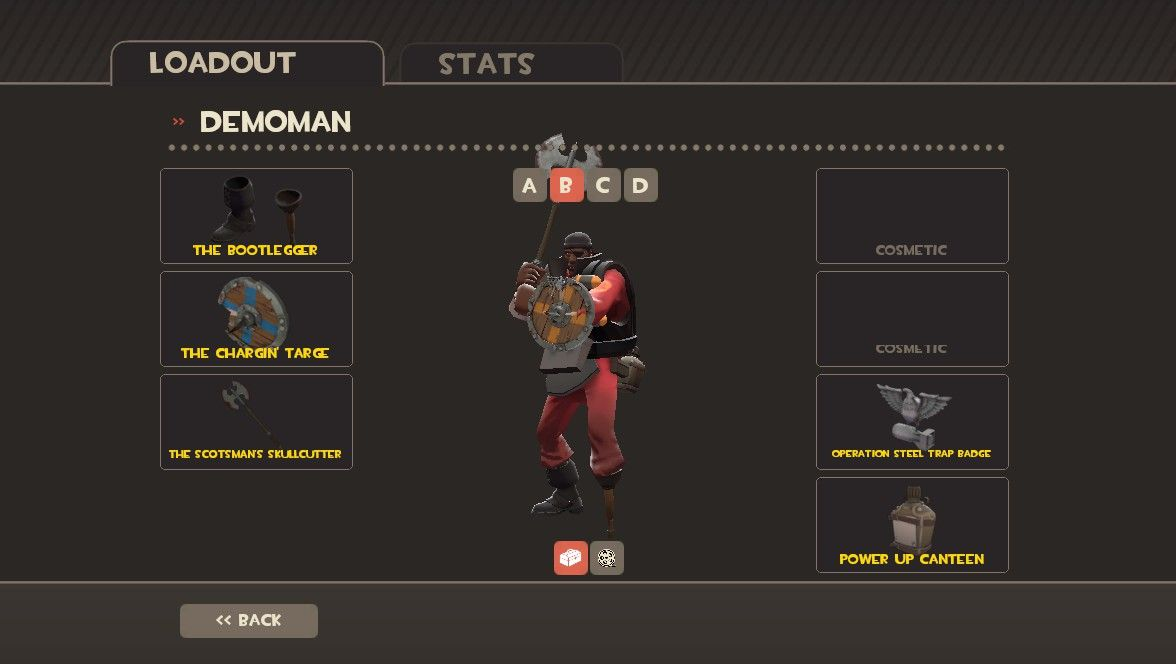 My Demoman Loadout Team Fortress 2 Pinterest Team Fortress