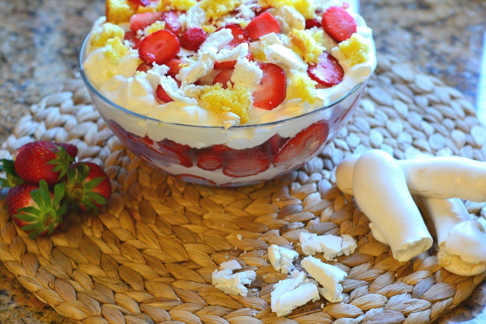 Petiscana: Trifle fingido [Fake Trifle]