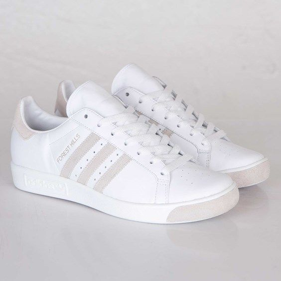 "competitive price 94560 c1f4d adidas Forest Hills Vintage ""Running White"" - Tags sneakers, low-tops,  leather, off-white"