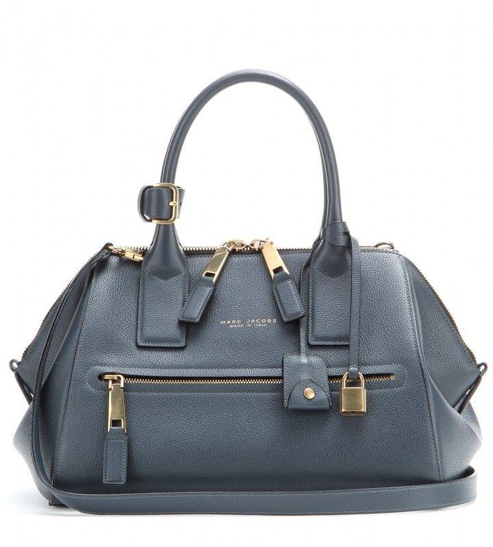 Mytheresa Marc Jacobs Incognito Small Leather Tote Damenhandtaschen Modische Handtaschen Taschen