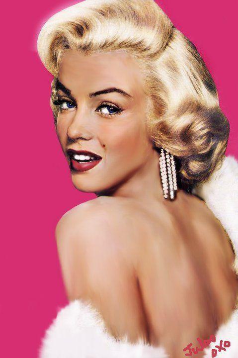 Marilyn Monroe Color Google Search