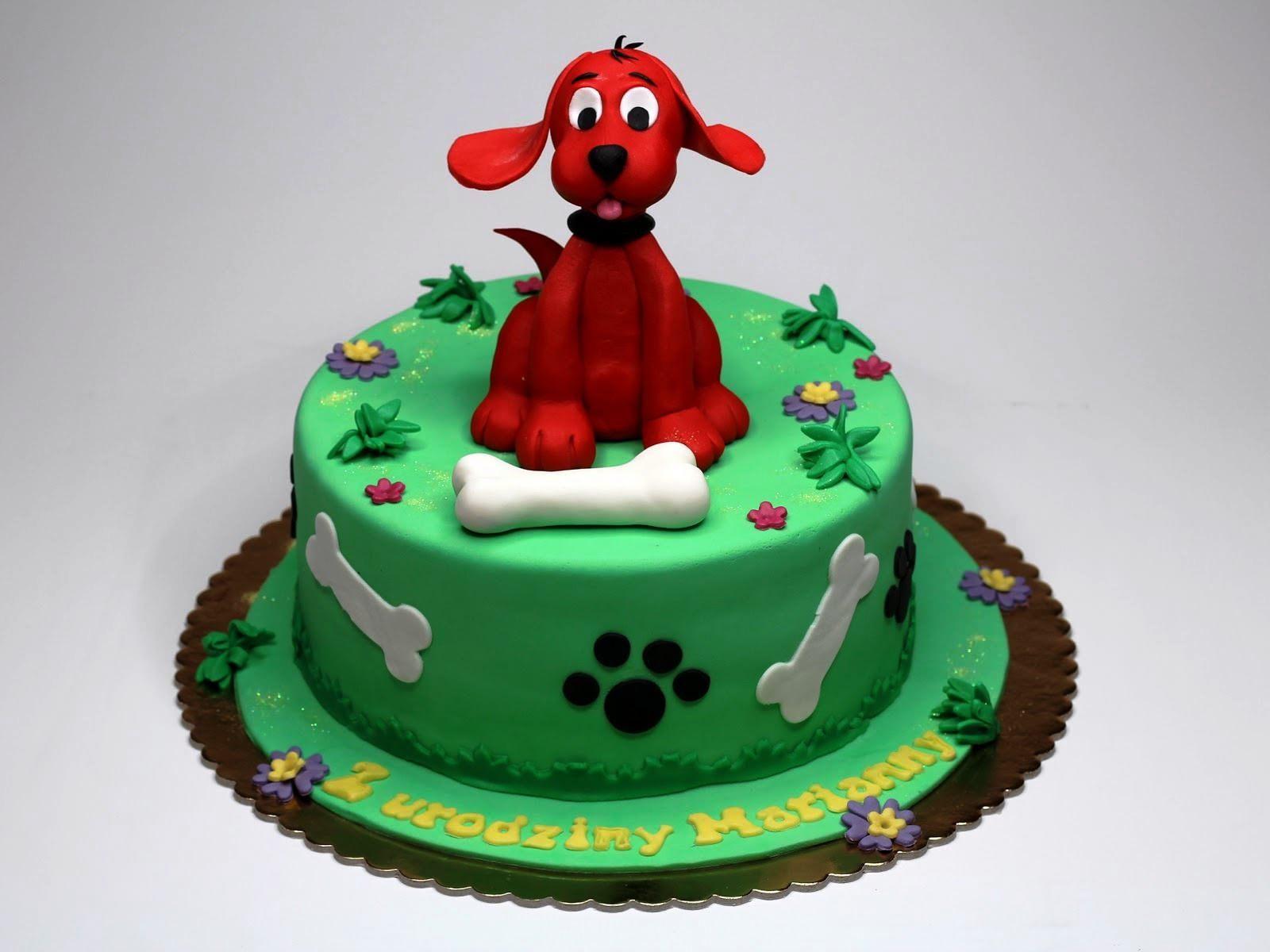 Image Result For Dog Cakes For Birthdays 1st Pinterest Birthdays