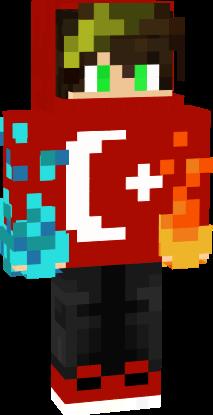 Turk Yapimi Havali Pvp Skin Nova Skin Minecraft Skins Minecraft Pe Minecraft Skins Boy