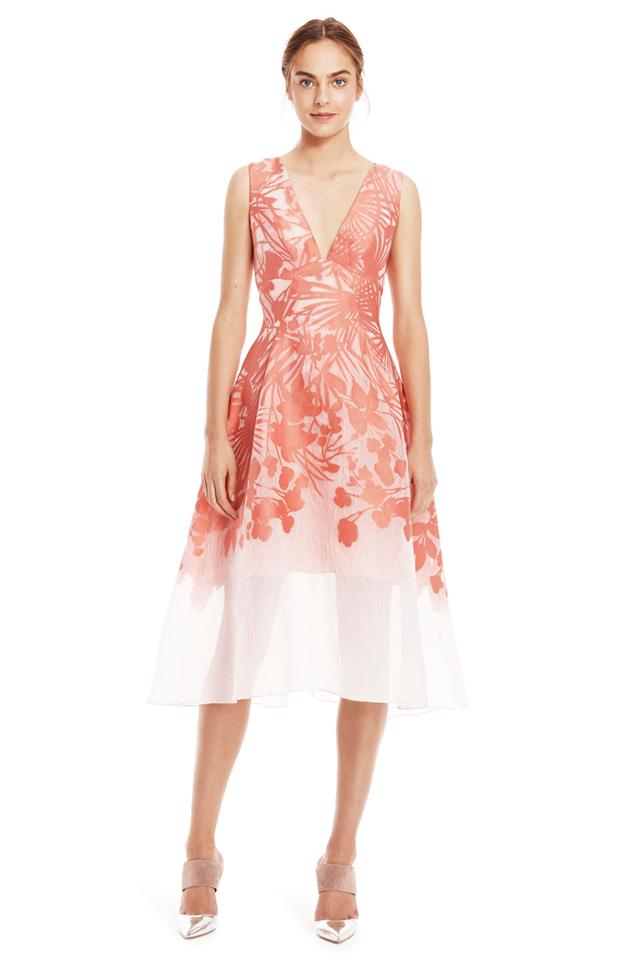 76766c681a Loving this Lela Rose Mother of the Bride dress. Perfect for a summer  garden wedding.  lelarose  motherofthebride  amoredressboutique   weddingplanning