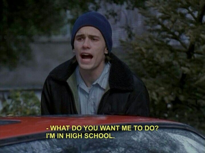 Freaks And Geeks Young James Franco This Show Was Too Good